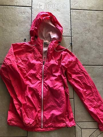 Regenjacke pink Gr. XS NRG