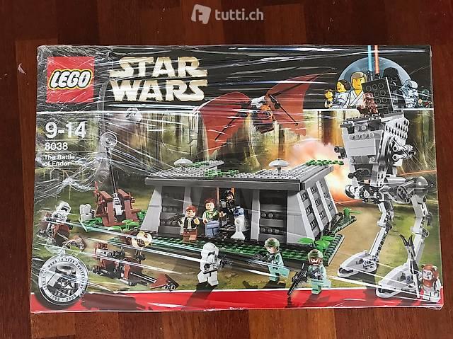 Lego 8038 Star Wars Battle of Endor