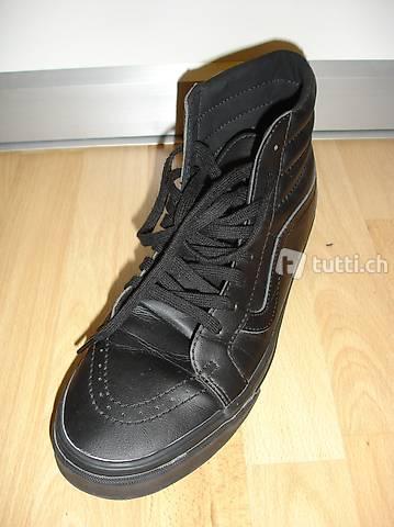 Vans SK8-Hi Black schwarz 46