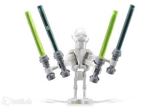 Lego Star Wars 7656 #2 General Grievous Starfighter
