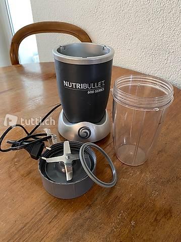 NutriBullet Extraktor Welcome-Set 600W