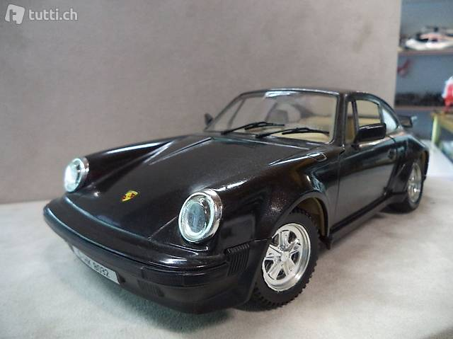 Polistil TONKA Porsche 911 Turbo 1:16