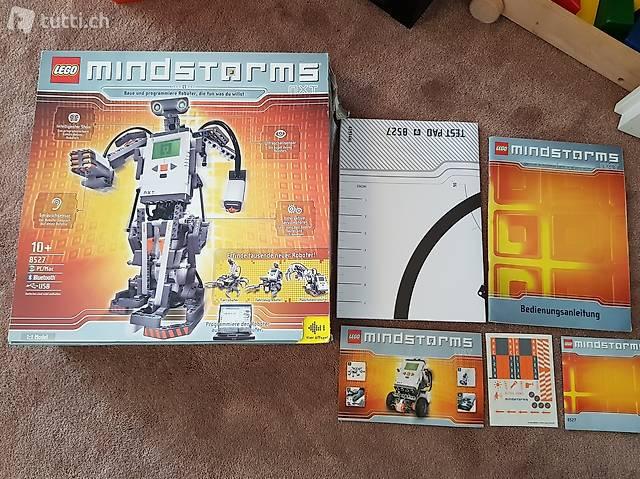 Lego Mindstorms 8527 NXT Roboter