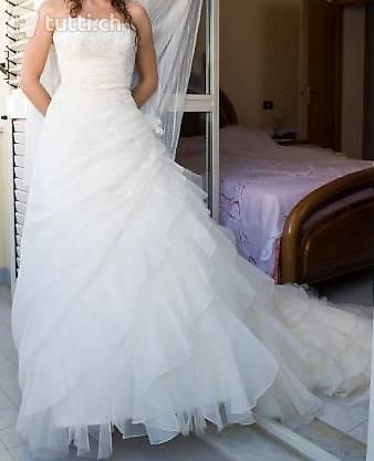 Wunderschönes Zoro Hochzeitskleid