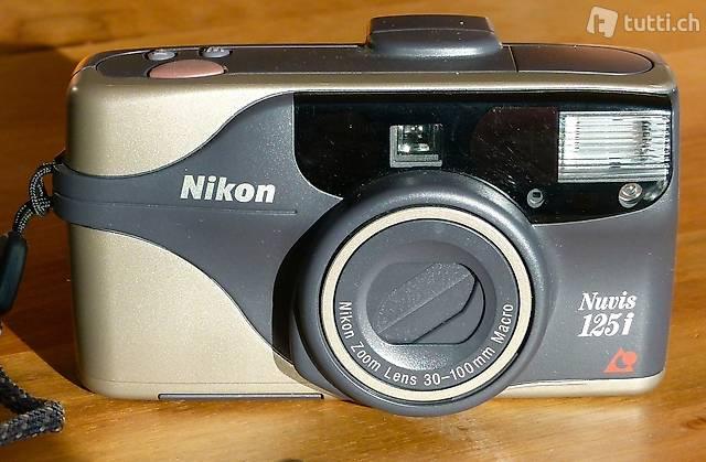 Nikon Nuvis 125i neu état neuf