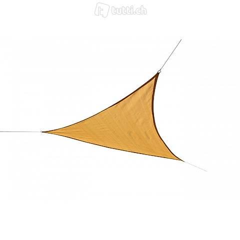 Triangolo di vela solare 5 x 5 x 5 m (Consegna gratuita)