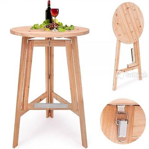 Tavolo da bistrot Ø 78cm tavolo da (Consegna gratuita)