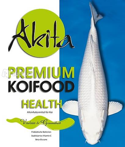Akita HEALTH KOI Futter 7,5kg