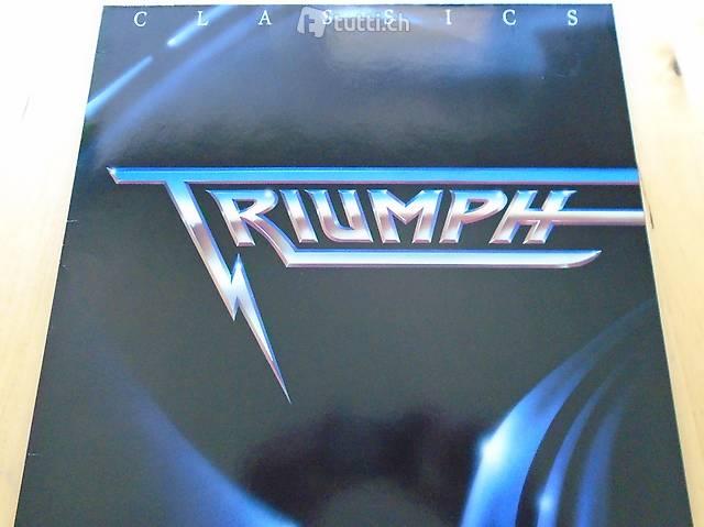 Triumph, Vinyl