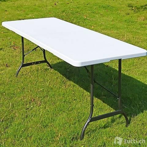 Tavolo da campeggio a buffet da 182cm (Consegna gratuita)