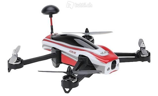 Aktion: SOKAR FPV - 280er Race-Quadrocopter - RTF-Set