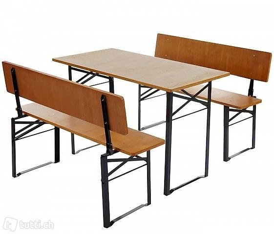 2x panca Lustenau tavolo tenda da (Consegna gratuita)