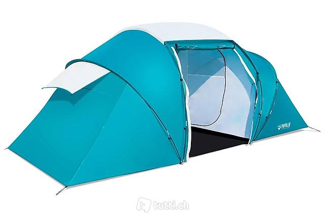 Tenda Family Ground 4 per 4 persone (Consegna gratuita)
