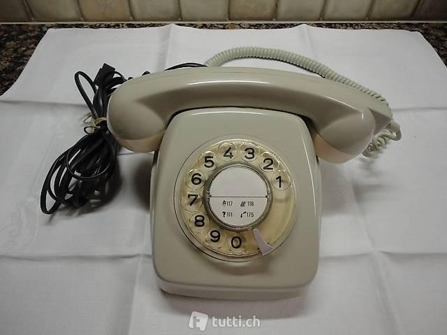 Wahlscheiben Telefon