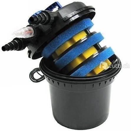 NEU UVC Druckfilter Druckteichfilter 11W Wasserfilter