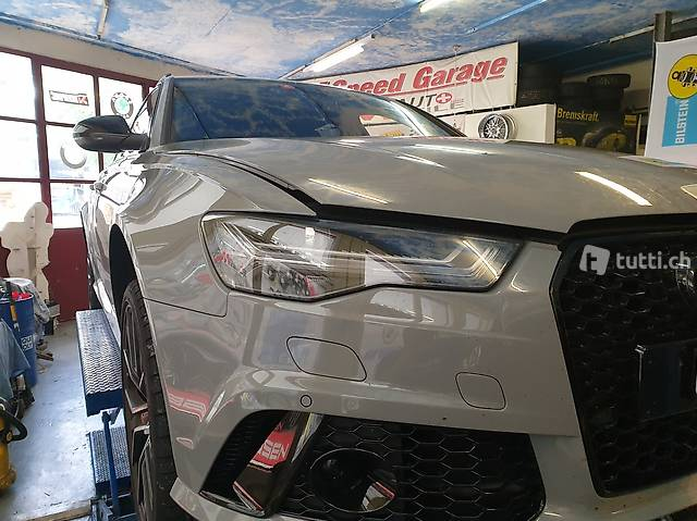 AMG RS6 RS4 RS3 Service