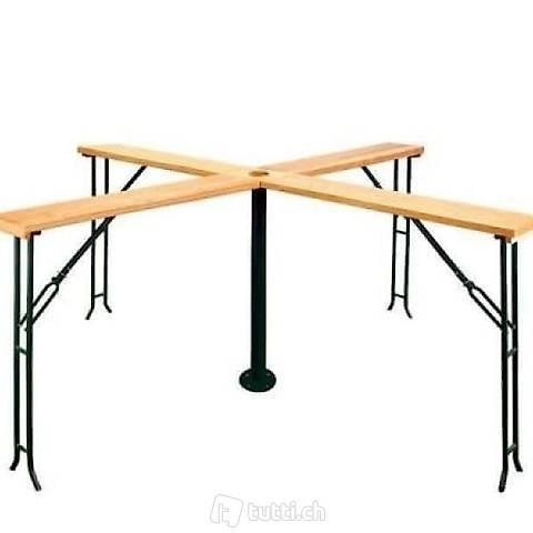 Tavolo da tavolo permanente QUATTRO (Consegna gratuita)