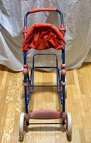 Bayer Puppenwagen 4 Rad