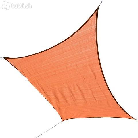 Vela solare 4x6 m arancione (Consegna gratuita)