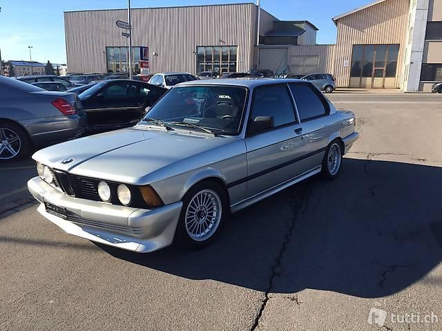 BMW 323i 238'500km 04.1982