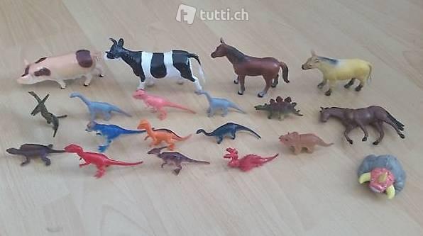 Viele Tiere