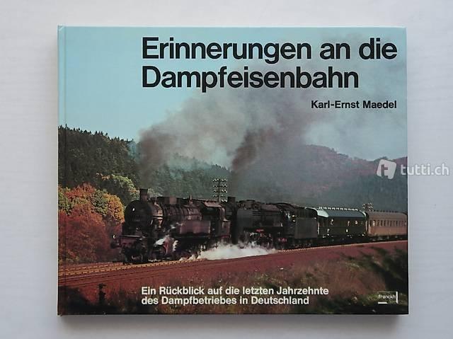Erinnerungen an die Dampfeisenbahn