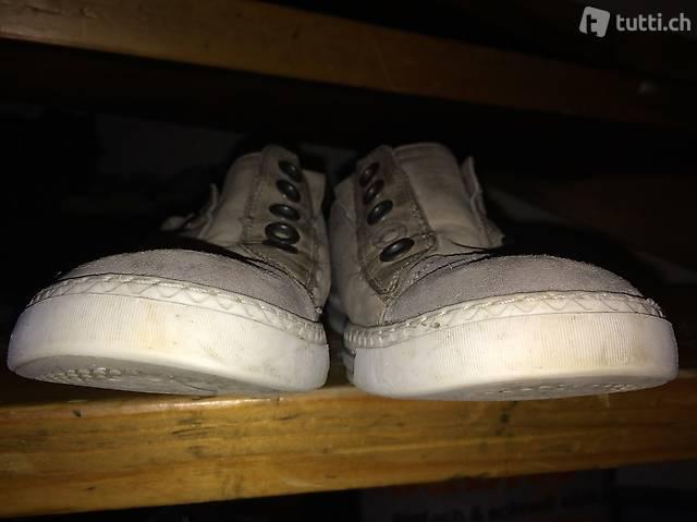 Paul Green Schuhe Sneaker grau Damen Grösse 4 37 in Zürich