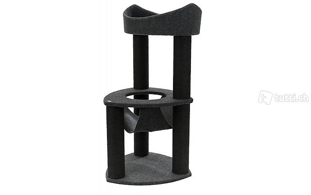 Felipe gatto albero, feltro, 110 cm, (Consegna gratuita)