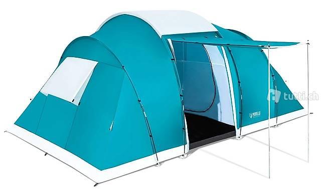 Tenda Pavillo Family Ground per 6 (Consegna gratuita)