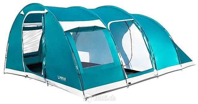 Zelt Family Dome 6 für 6 Personen (Gratis Versand)
