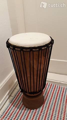 Hochwertiges Djembe / afrikanische Trommel