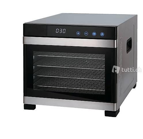 Gastro Pro Gewerbe Dörrautomat mit LED-Display, 550-650 W