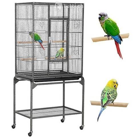 Voliera gabbia per uccelli gabbia per (Consegna gratuita)
