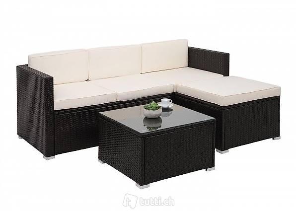 Rattan Lounge Lounge Gruppo Seduta (Consegna gratuita)