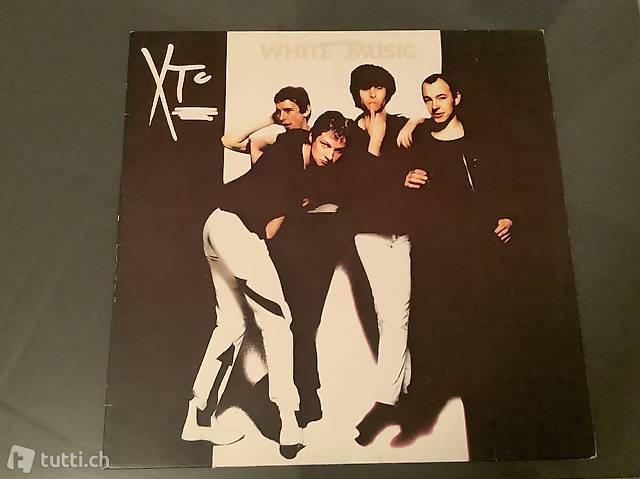 XTC, white music