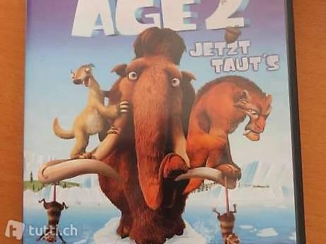 DVD Ice Age 2 Jetzt taut's Kinderfilm