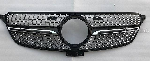 Mercedes-Benz GLE W166 Kühlergrill Diamantgrill