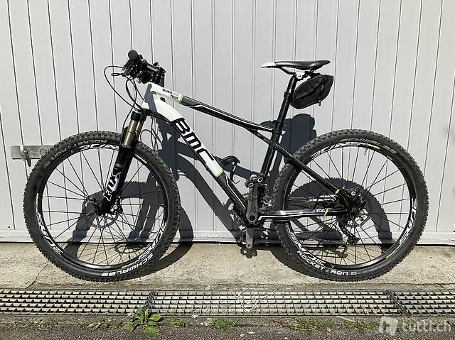 BMC Teamelite TE01 XT/SLX
