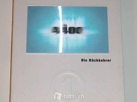 2 DVD The 4400 - Die Rückkehrer - Komplette erste Season