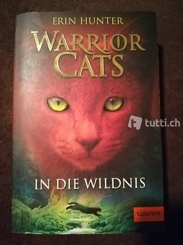 Warrior Cats -  in die Wildnis - Buch