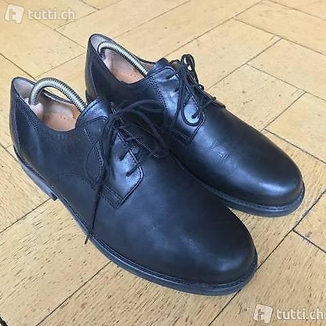 Fretz Men Business Schuhe Anzugschuhe Schnürschuhe 43