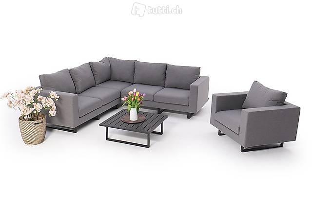 Extravagant, Hightech-Stoffe, die modernen Möbel der Zeit