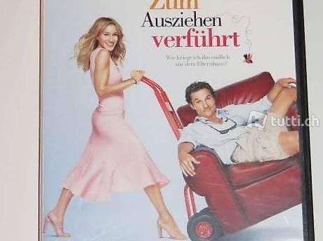 DVD Zum Ausziehen verführt romantische Komödie