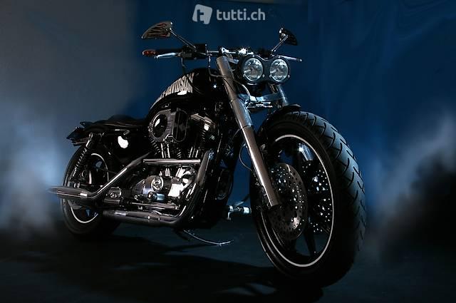 Neuer Preis - Harley Davidson Sportster XL1200C
