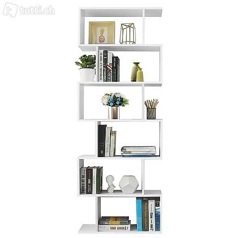 Bücherregal Regal aus Holz, Standregal