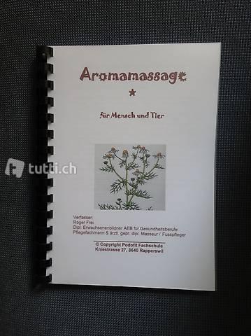Ringheft Aromaölmassage für Mensch und Tier