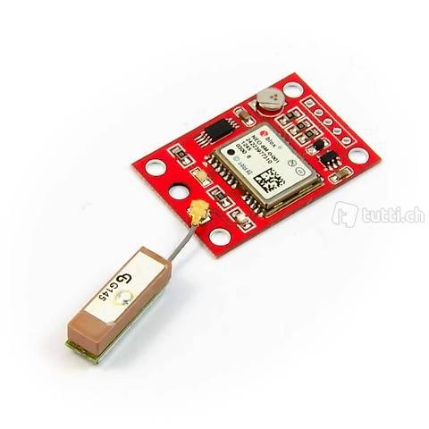 GPS Breakout Modul für Arduino