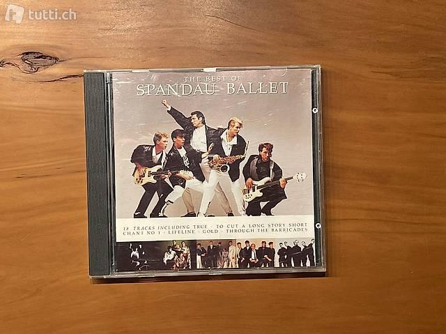 Spandau Ballet CD: The Best Of
