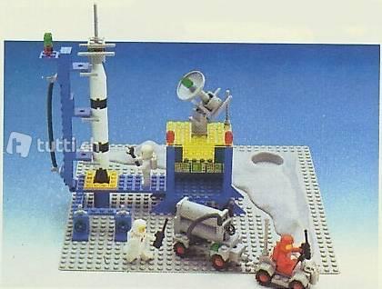 Lego 483/920 Alpha-1 Rocket Base