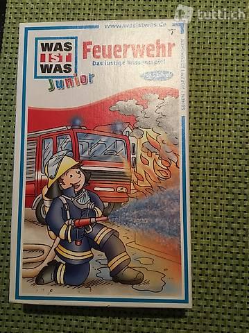 Spiel Was ist was junior / Feuerwehr neu